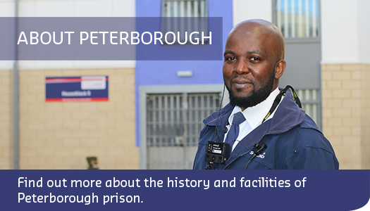 About HMP Peterborough